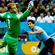 Уэйн Руни, сборная Англии, ЧМ-2014, сборная Уругвая, Луис Суарес, Альваро Перейра