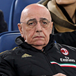 Милан, серия А Италия, трансферы, Адриано Галлиани