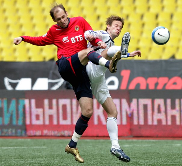 11 самых верных игроков чемпионата России