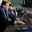 болельщики, Шахтер, Зенит, Лига чемпионов, обзор гостевых, Дмитрий Медведев