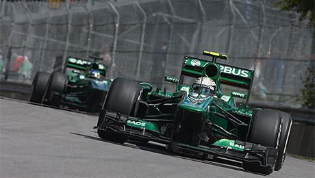 Итоги первой половины сезона «Формулы-1». «Уильямс», «Маруся», «Катерхэм»