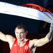 Лондон-2012, Егор Мехонцев, сборная России