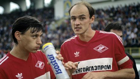 Лихие в 90-е. Лучшие российские футболисты конца века. Часть 1