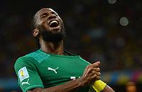 фото, ЧМ-2014, сборная Кот-д′Ивуара, Дидье Дрогба