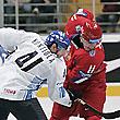 ЧМ-2007, сборная России, сборная Финляндии, Кари Лехтонен, Петтери Нуммелин, Пекка Сараво
