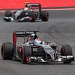 Гран-при Испании, техника, Заубер, Формула-1