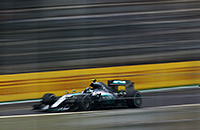 Гран-при Бразилии. Росберг выиграл квалификацию