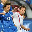 сборная Италии, сборная России, Евро-2012, сборная Англии, Гари Кэйхилл, Рой Ходжсон, Рио Фердинанд