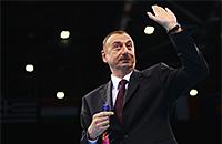 Европейские игры, Ильхам Алиев, Геворг Манукян, видео