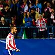 «Атлетико» отыгрывается в матче с «Байером». Видео