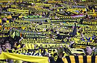 На какие клубы в Европе ходят больше всего?