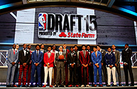 НБА, драфт