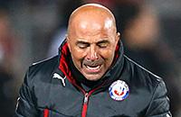 сборная Чили, Хорхе Сампаоли