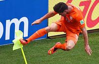 сборная Голландии, сборная Мексики, ЧМ-2014, фото