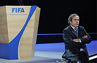 УЕФА, Мишель Платини, ФИФА, фото