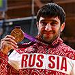 сборная России, дзюдо, Лондон-2012, Эцио Гамба, Мансур Исаев