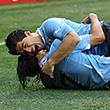 Барселона, примера Испания, ЧМ-2010, сборная Уругвая, Оскар Табарес, Луис Суарес, книги