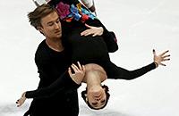 танцы на льду, Гран-при, Елена Ильиных, Руслан Жиганшин, Cup of China