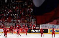 сборная Норвегии, сборная России, чемпионат мира