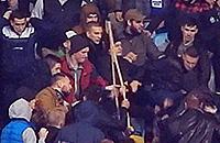 Премьер-лига Украина, Динамо Киев, Лига чемпионов, происшествия, болельщики