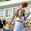 Универсиада, студенческая сборная России, студенческая сборная России жен