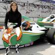Татьяна Кальдерон: «Монтойя вдохновил немало молодых гонщиков в Колумбии»