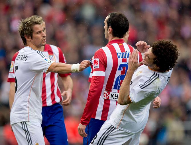 Драка за Мадрид. Как «Реал» не уступил «Атлетико»