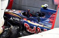 происшествия, Торо Россо, Карлос Сайнс-младший, Формула-1, Гран-при России