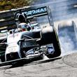 Возгорание болида Хэмилтона в квалификации к Гран-при Венгрии