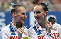 синхронное плавание, чемпионат мира, Татьяна Данченко, сборная России (синхронное плавание)