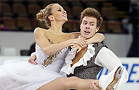 танцы на льду, Никита Кацалапов, Виктория Синицина