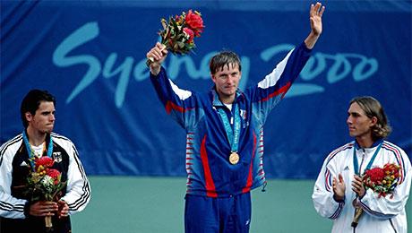 12 теннисных чемпионов Олимпиады