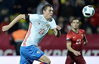 Россия обыграла Португалию