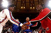 Нью-Йорк, НБА, Патрик Юинг