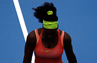 Серена Уильямс, Роберта Винчи, US Open, WTA