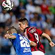 Первый гол Фернандо Торреса за «Милан»