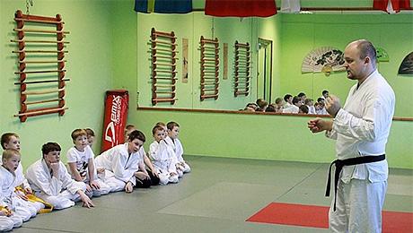детский спорт, айкидо