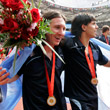 олимпийская сборная Аргентины, олимпийская сборная Нигерии, Хуан Роман Рикельме, Анхель Ди Мария, Пекин-2008