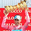 Винченцо Нибали, велошоссе, Джиро д'Италия