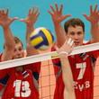 Владимир Алекно, сборная России, сборная Бразилии, Мировая лига, сборная США