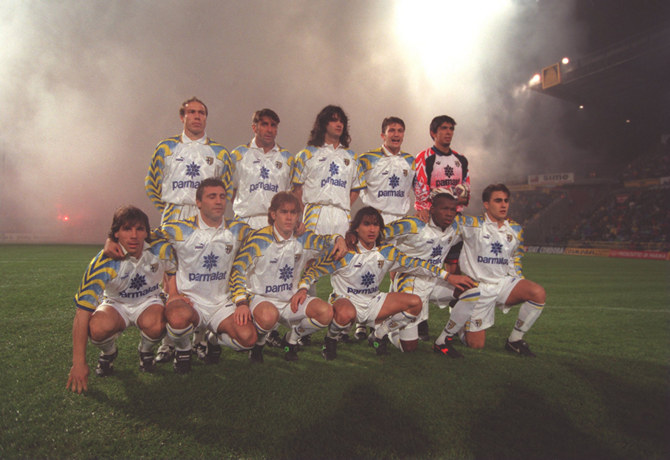 Какой была Серия А в 90-е годы