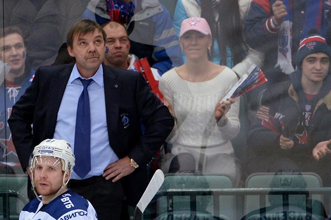 Почему Олег Знарок в сборной России