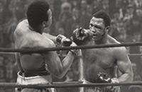 Мохаммед Али, супертяжелый вес, фото, Джо Фрейзер