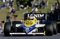 Гран-при Великобритании, Рубенс Баррикелло, Уильямс, Хуан-Пабло Монтойя, Кеке Росберг, Формула-1