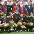 Ривалдо, примера Испания, Роналдо, Хави, Барселона, Луи ван Гал