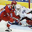 сборная России, сборная Беларуси, ЧМ-2008, Виталий Коваль