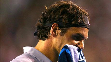 Нетеннисные болезни Федерера и других теннисистов
