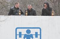 второй дивизион, Строгино, Владимир Щербак, Вадим Манзон