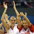 сборная России жен, Пекин-2008, сборная Бразилии жен