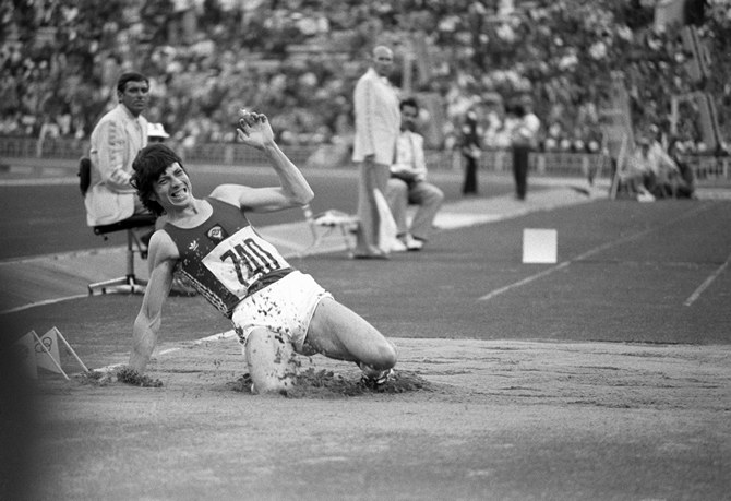 тройной прыжок, Москва-1980, Виктор Санеев, Яак Уудмяэ